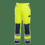 Saratex Drogowiec werkbroek (11-520) Yellow